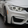 Alpine White BMW M3 With A ZCP Package