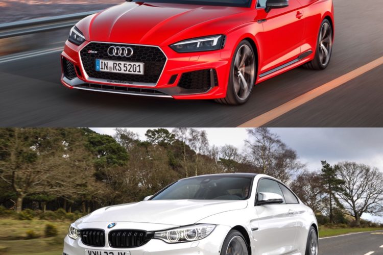 Audi RS5 vs BMW M4 Competition Package1 750x500