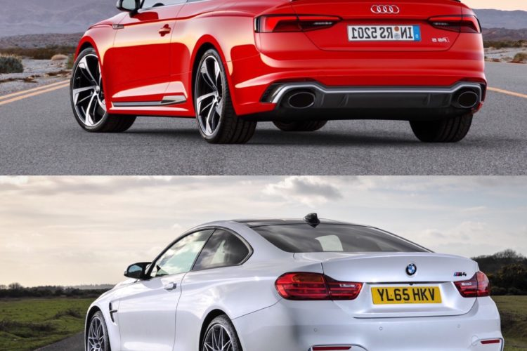 Audi RS5 vs BMW M4 Competition Package2 750x500