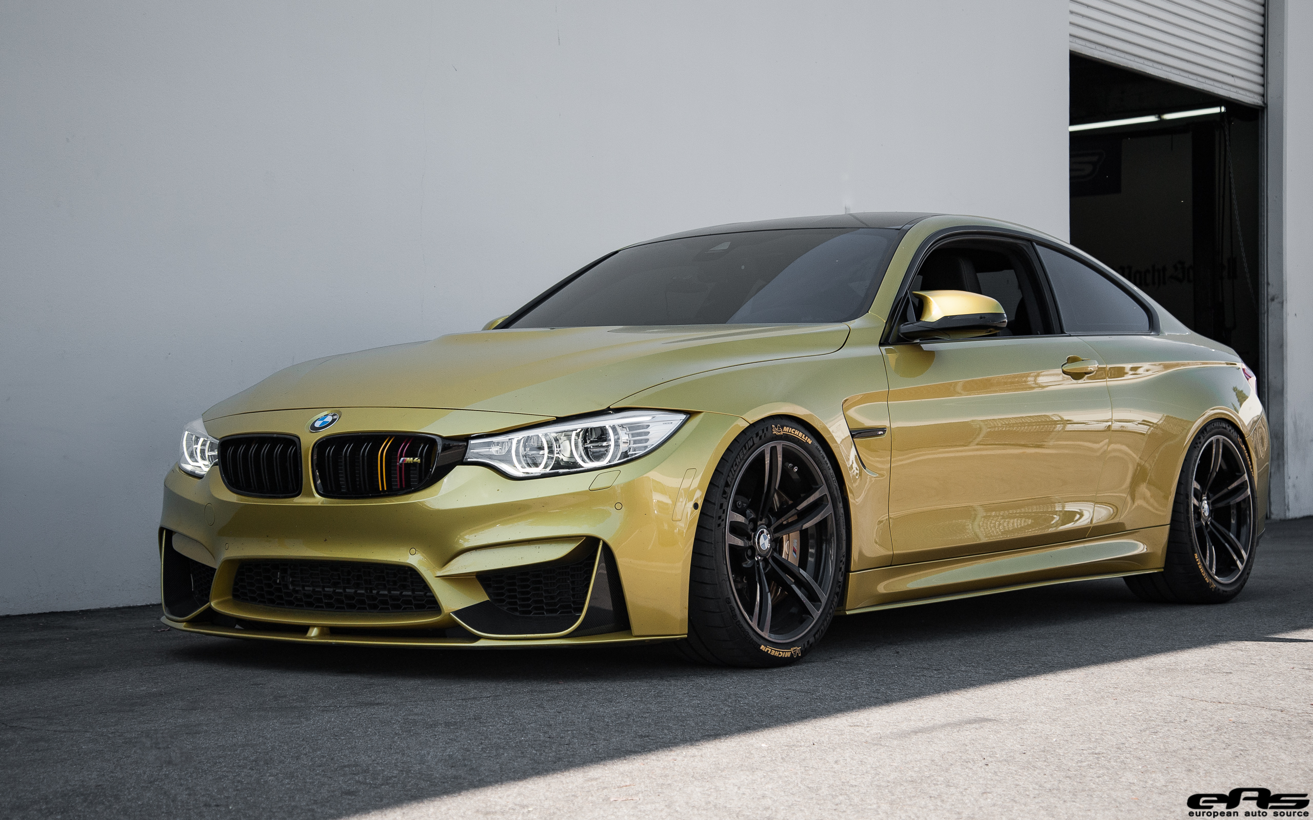 2017 Bmw 335i >> Austin Yellow BMW M4 Build With A Clean Aftermarket Look