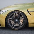 Austin Yellow BMW M4