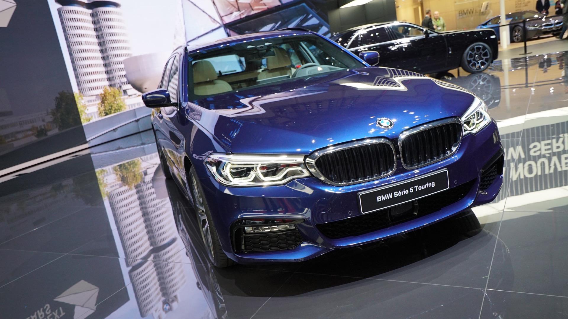 BMW 5 Series Touring1