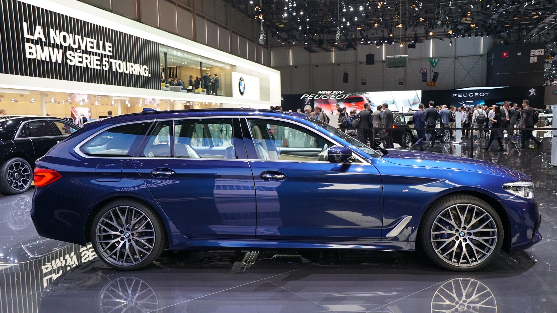 However Can You Imagine The Stunning B58 3 0 Liter I6 In A Bmw 540i Touring Sign Me Up 5 Series Touring5 120x120