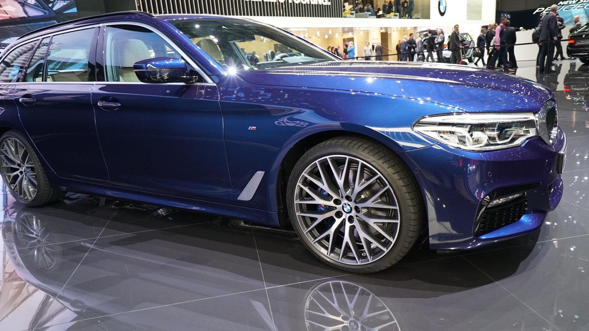 BMW 5 Series Touring5
