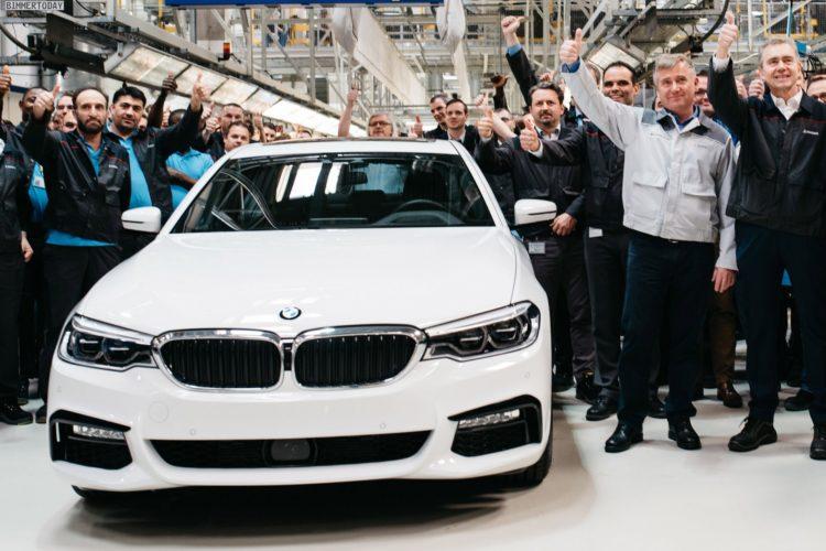 BMW 5er G30 Produktion Magna Steyr Graz Oesterreich 01 750x500