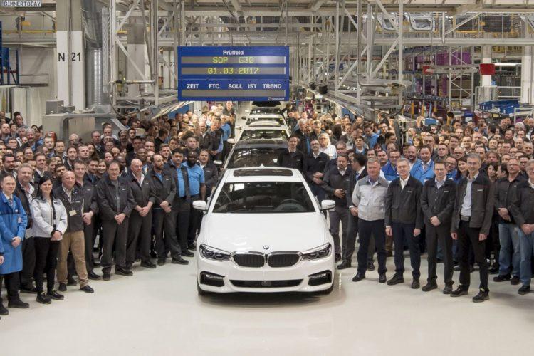 BMW 5er G30 Produktion Magna Steyr Graz Oesterreich 05 750x500