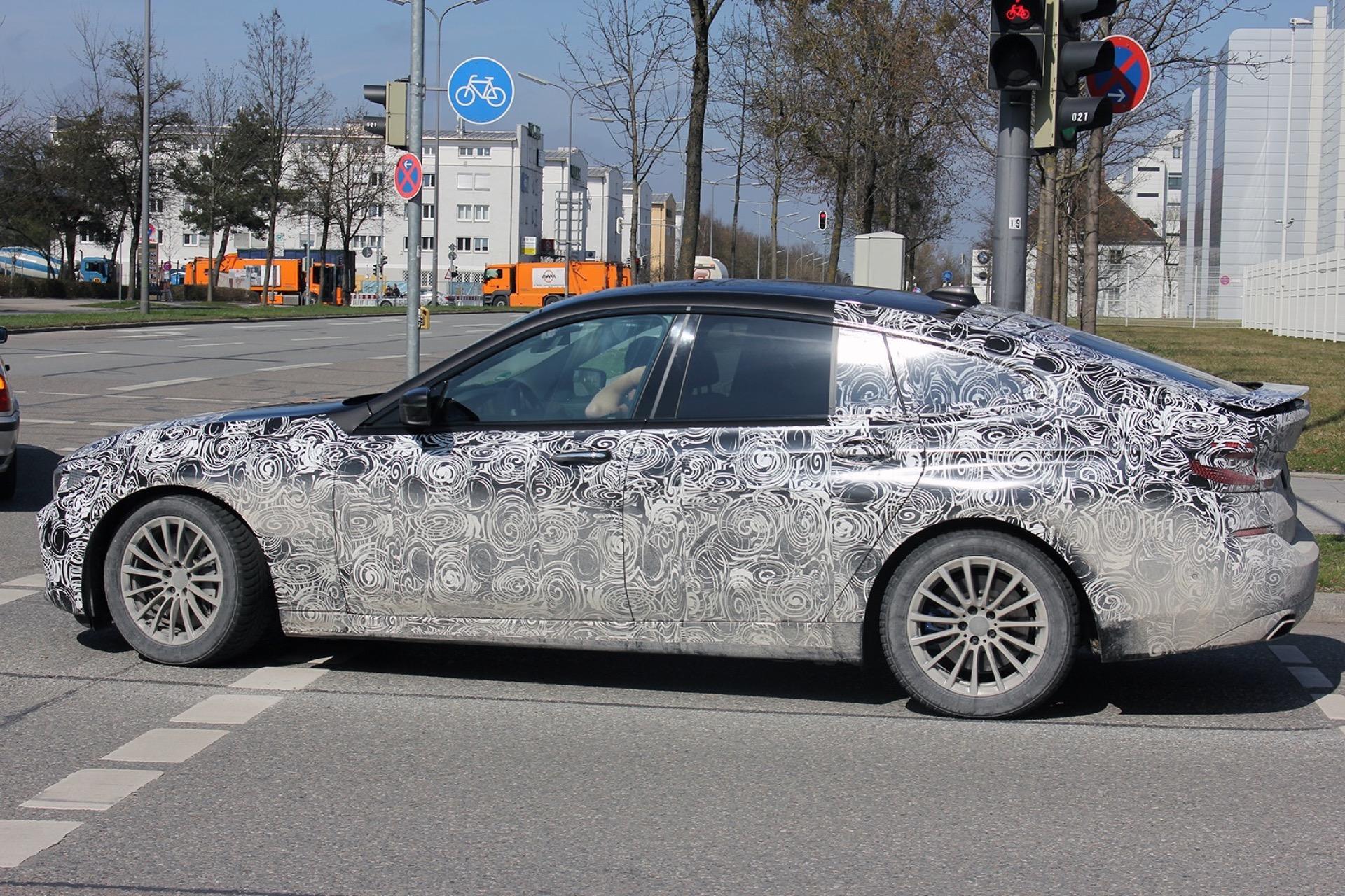 BMW 6 Series GT Spy Photos1