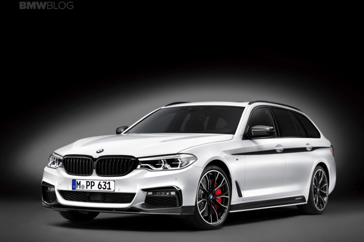 BMW M Performance Parts for the new BMW 5 Series Touring 01 750x500