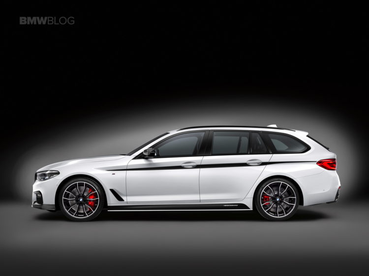 BMW M Performance Parts for the new BMW 5 Series Touring 04 750x562