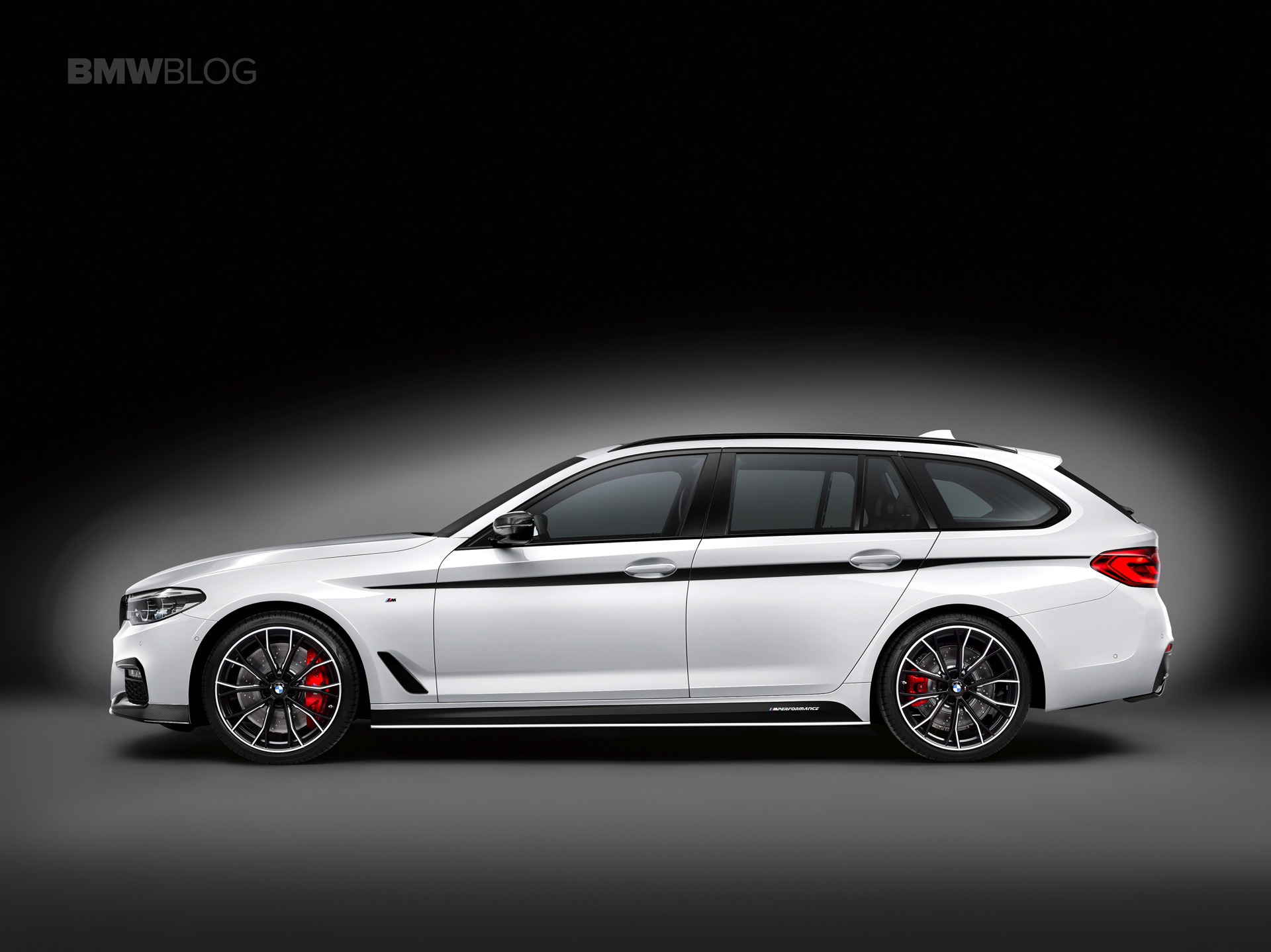 Bmw Serie 3 G20 >> BMW M Performance Parts for the new BMW 5 Series Touring