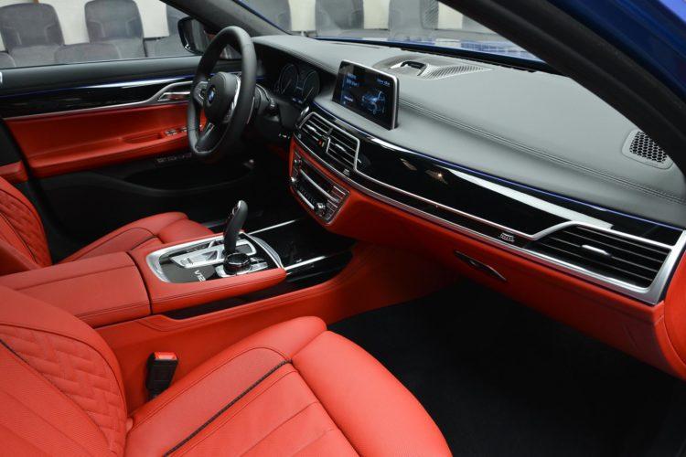 BMW M760Li V12 Estorilblau Individual 7er G11 G12 Abu Dhabi 19 750x500