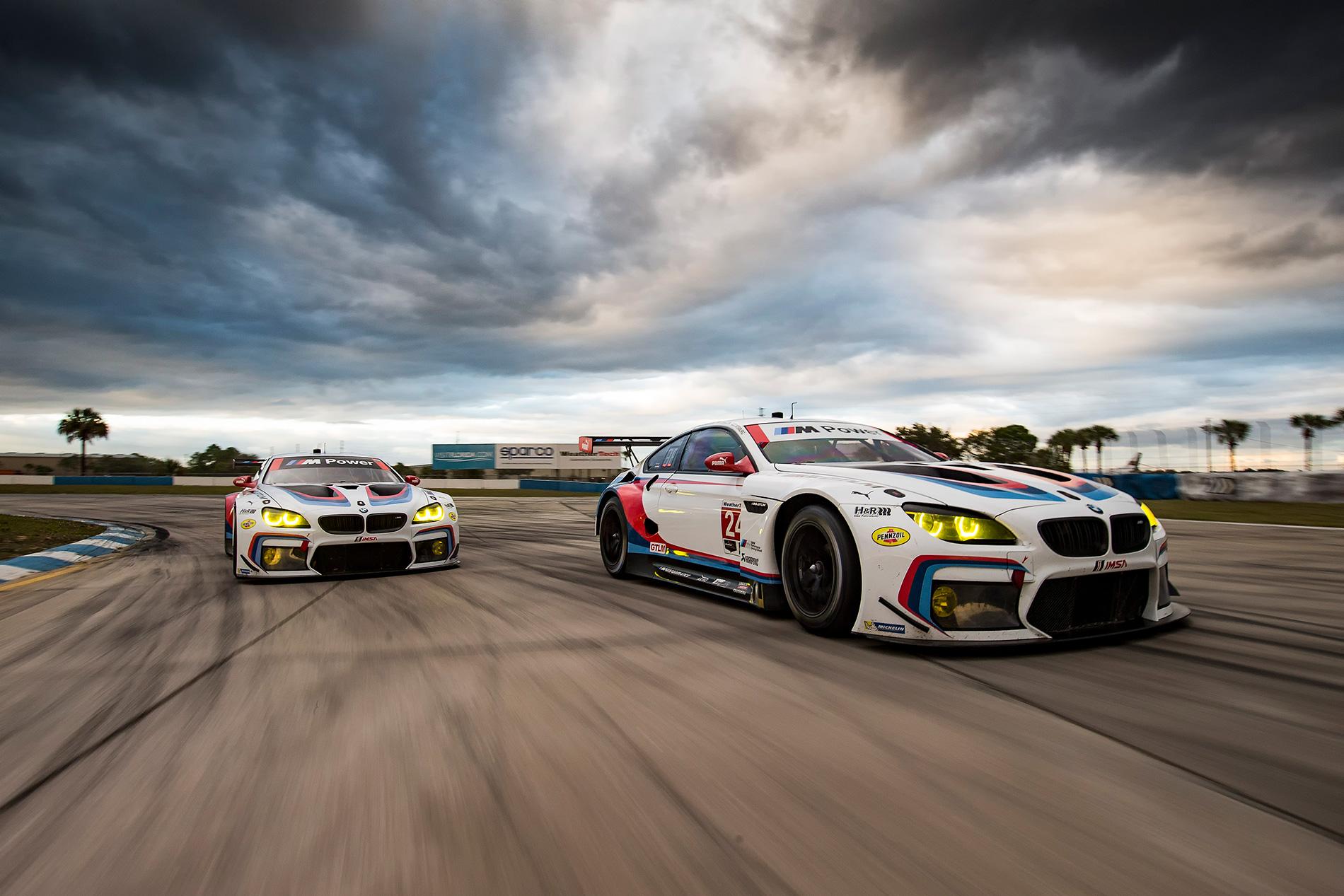 BMW Sebring 2017