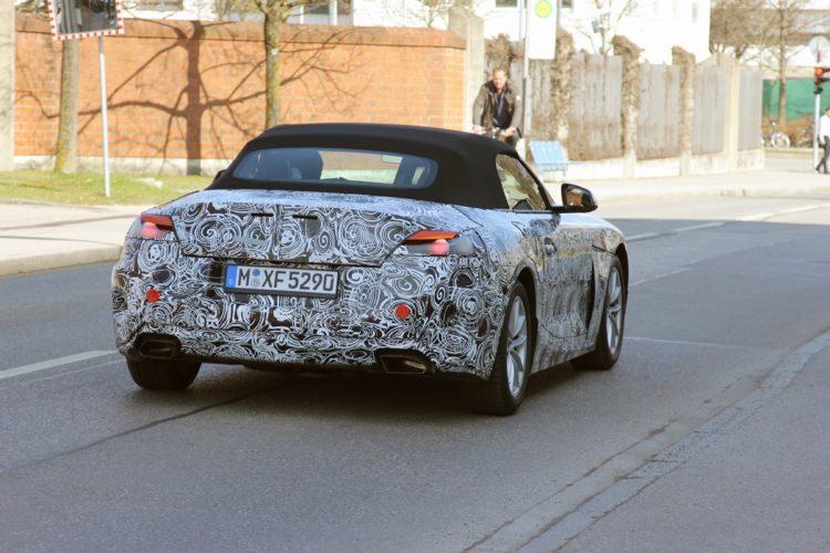 BMW Z4 Spy Photos4 750x500