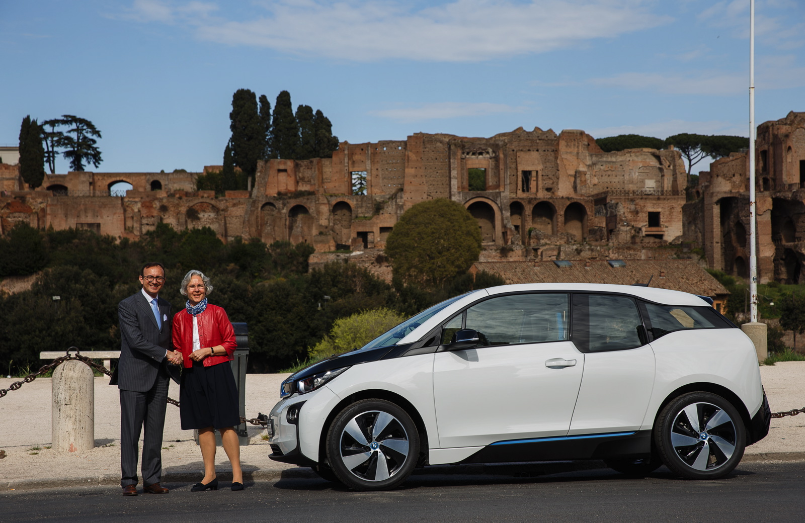 BMW i3 German ambassador 03