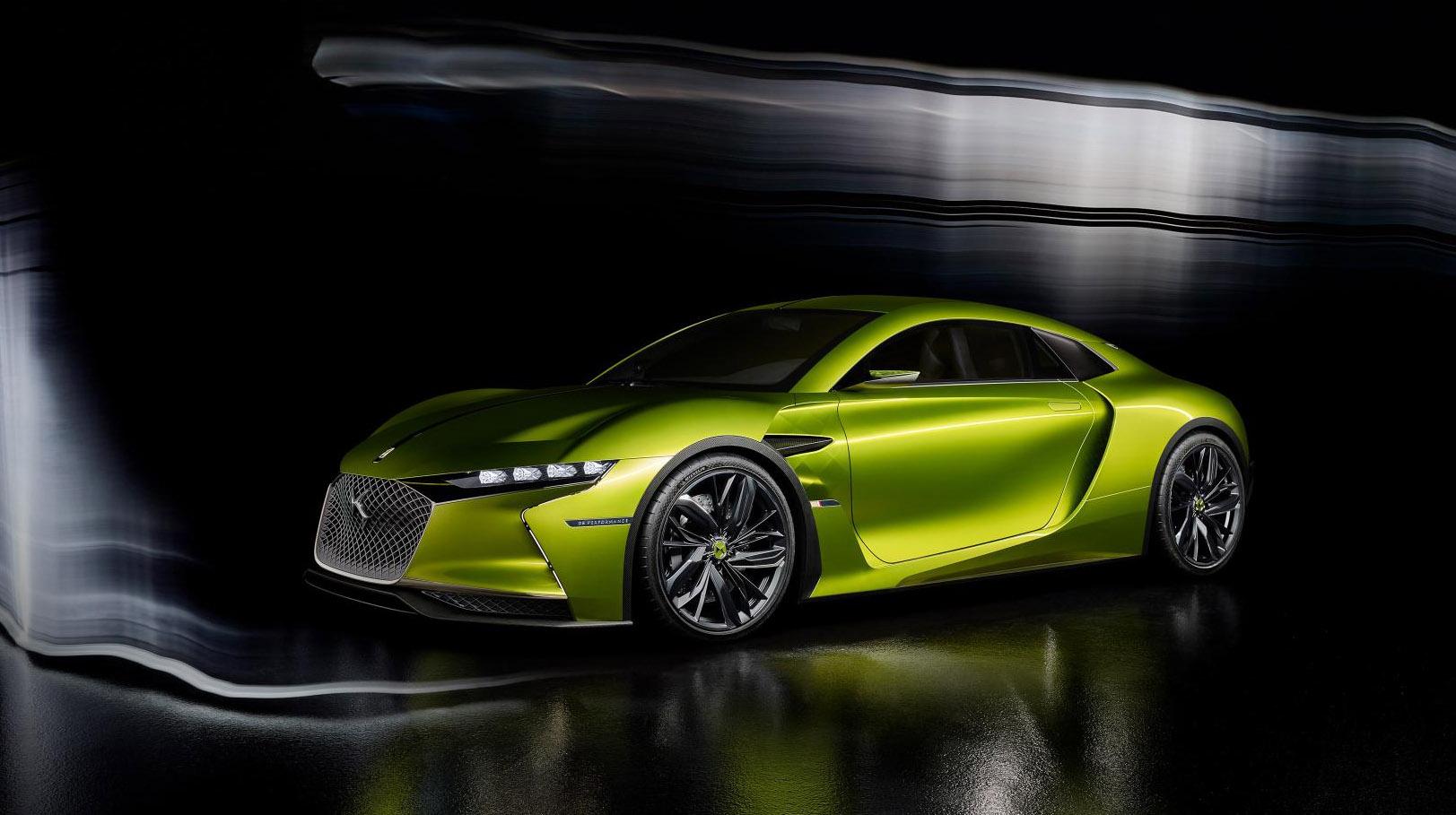 Acura Vs Lexus >> Citroen's DS plans a 600 hp BMW i8 competitor