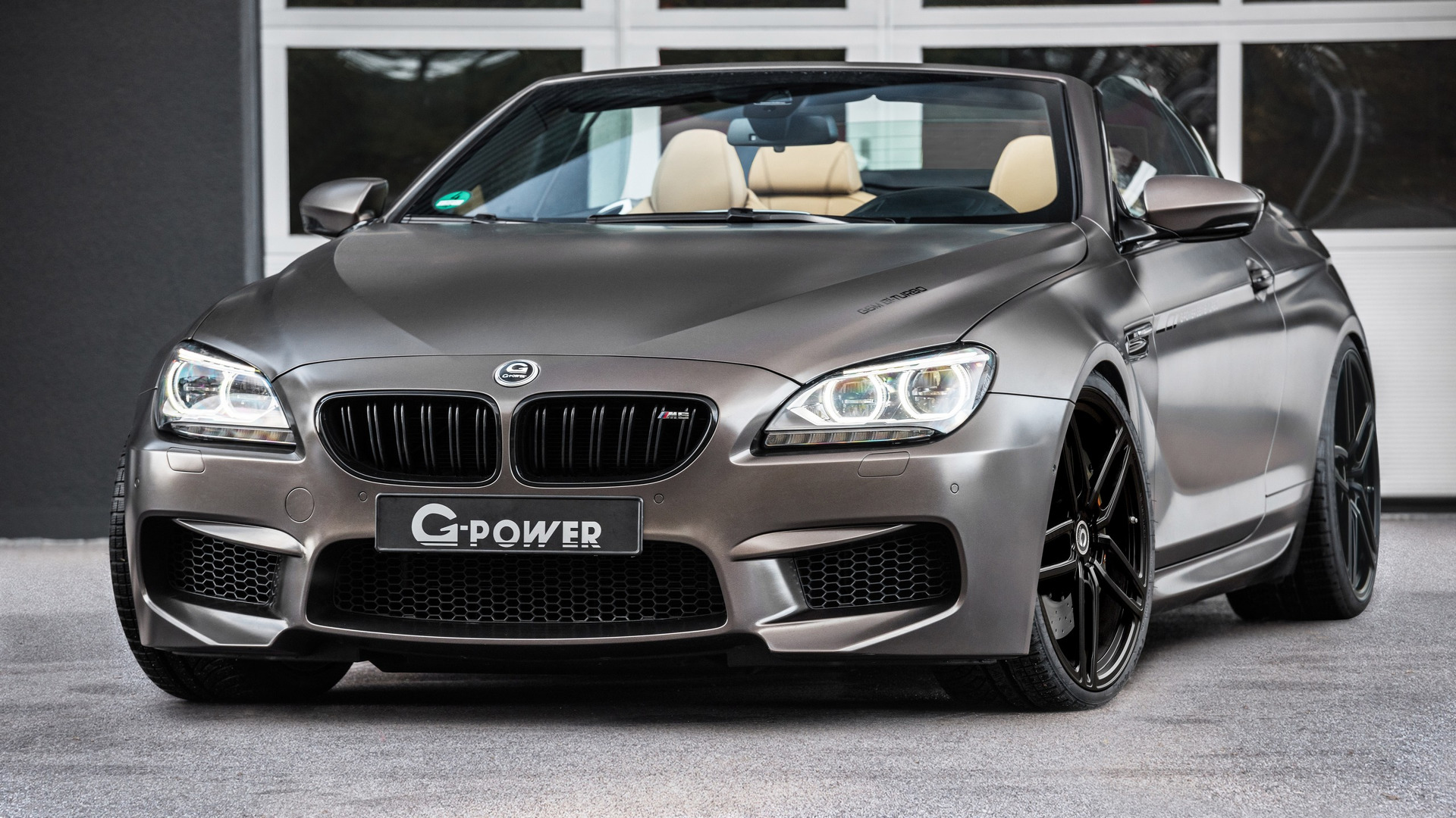 Overkill G Power Gives 800 Horsepower To Bmw M6 Convertible