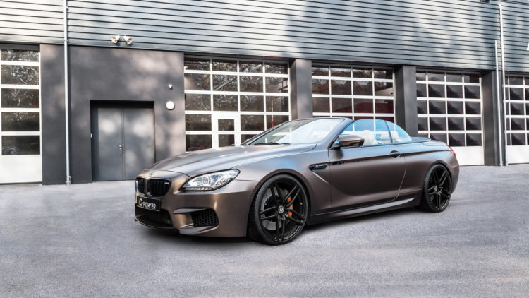 G Power BMW M6 Convertible 2 750x422