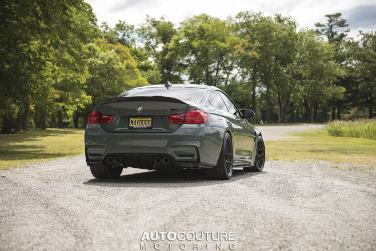 Grigio Medio BMW M4