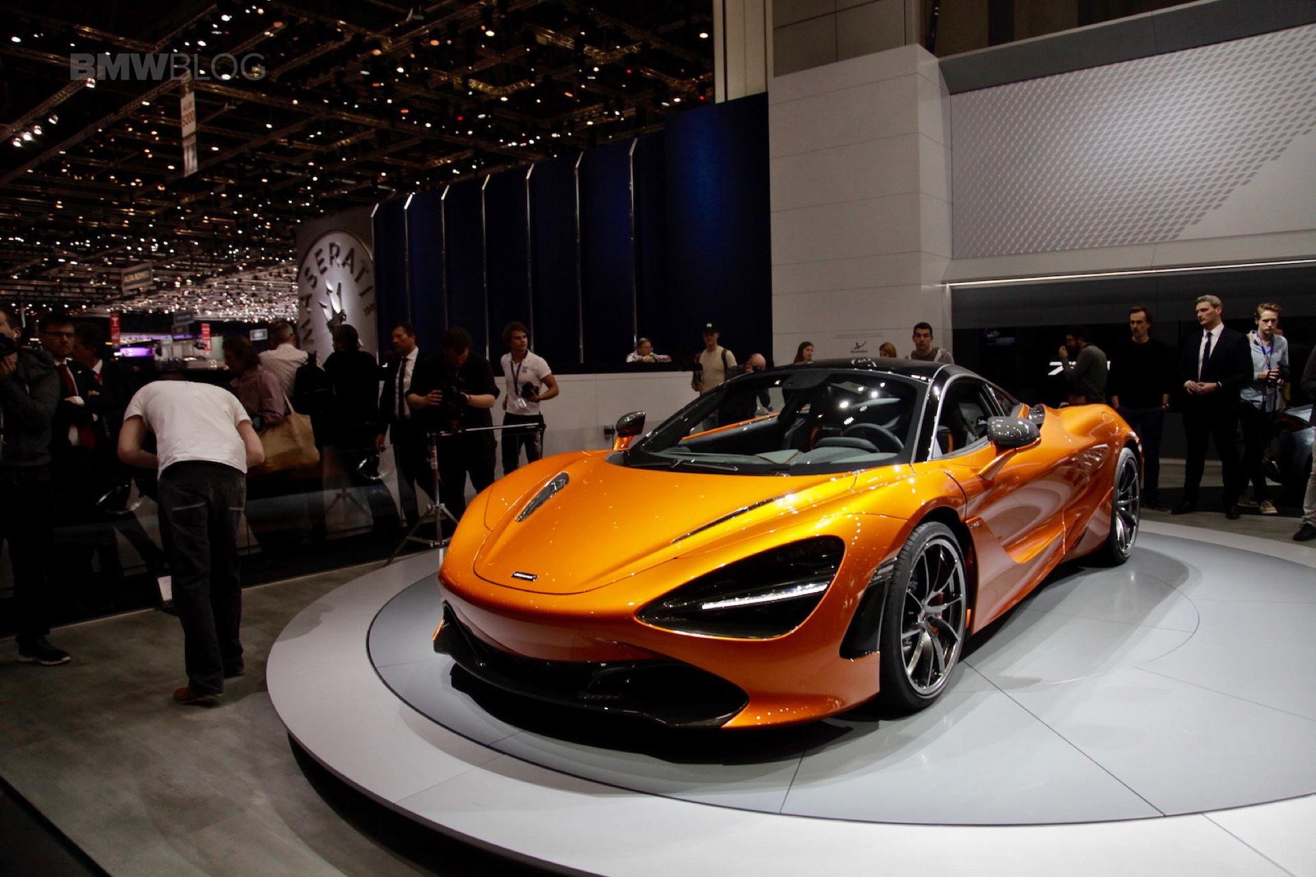 mclaren 720s 39 s carbon fiber options cost as much as a bmw m3. Black Bedroom Furniture Sets. Home Design Ideas