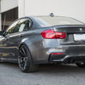 Mineral Gray BMW F80 M3 Project