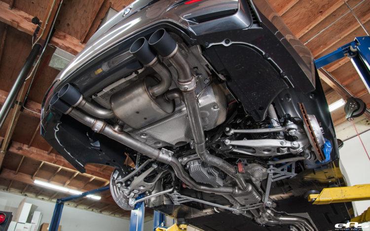 Mineral Gray BMW F80 M3 Project 6 750x469