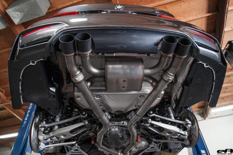 Mineral Gray BMW F80 M3 Project 7 750x500
