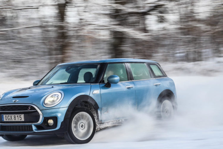 Mini Cooper SD Clubman ALL4 test drive 4 750x500