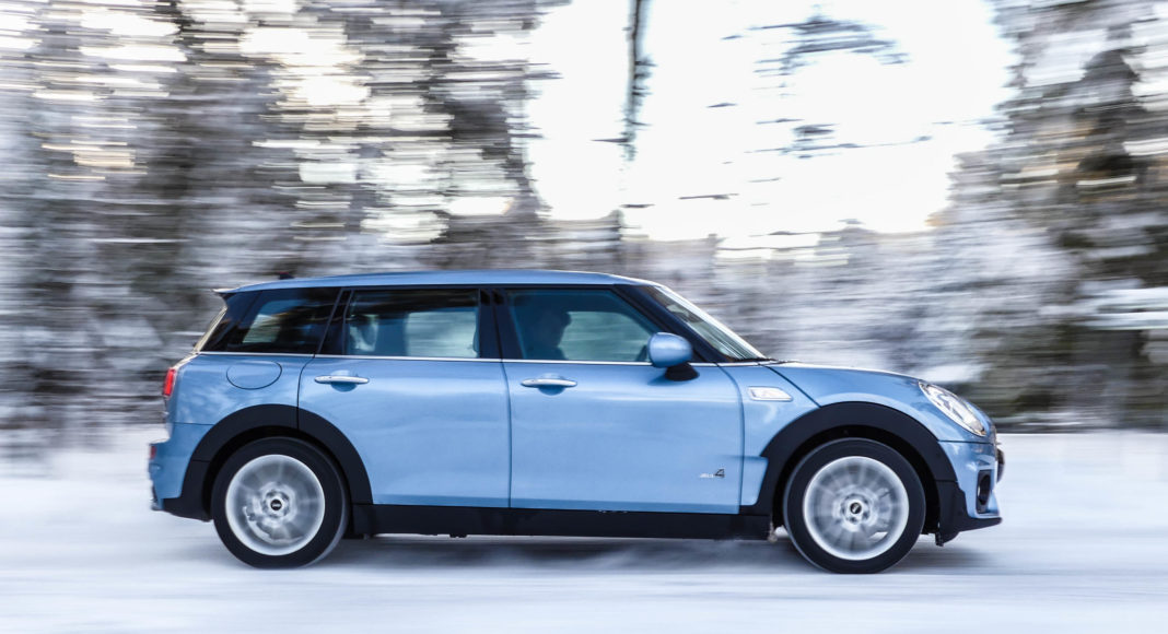 Test Drive Mini Cooper Sd Clubman All4