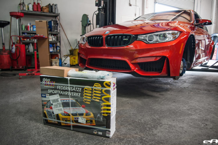 Sakhir Orange BMW M3 Project Image 1 750x500