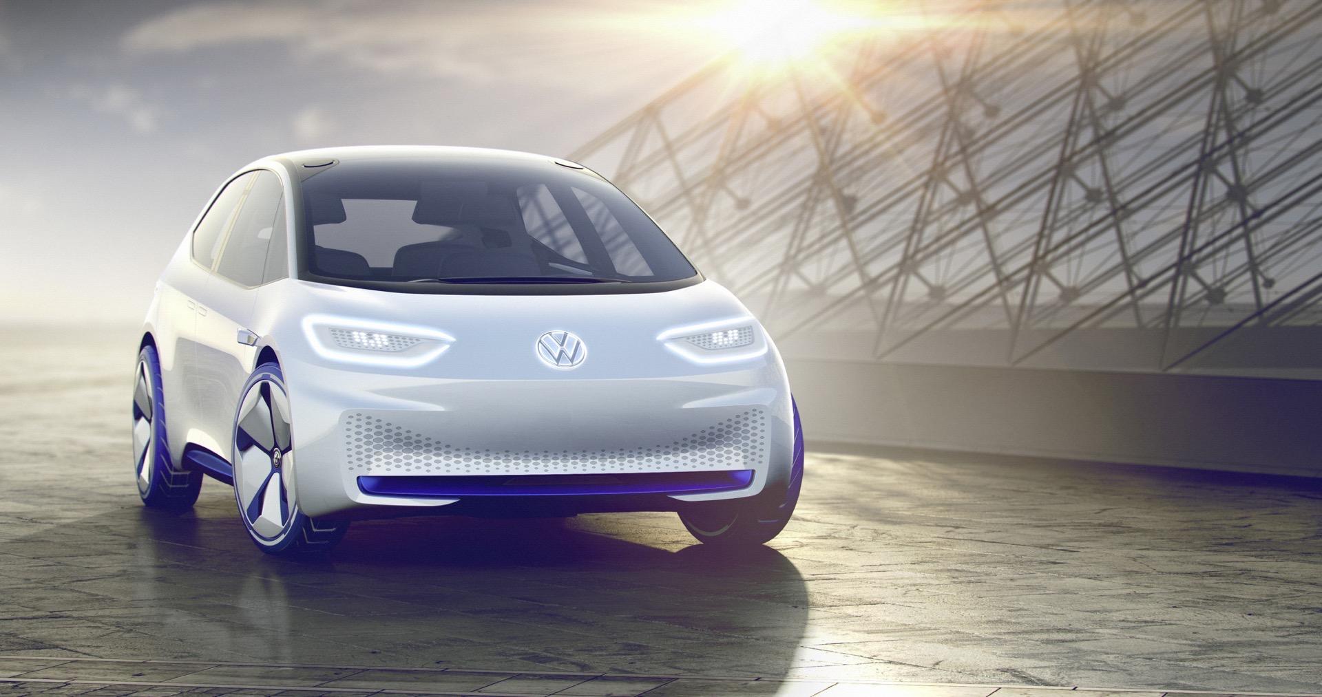 Volkswagen I.D. Concept1