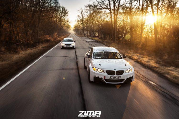 ZIMA BMW M235i racing 1 750x500