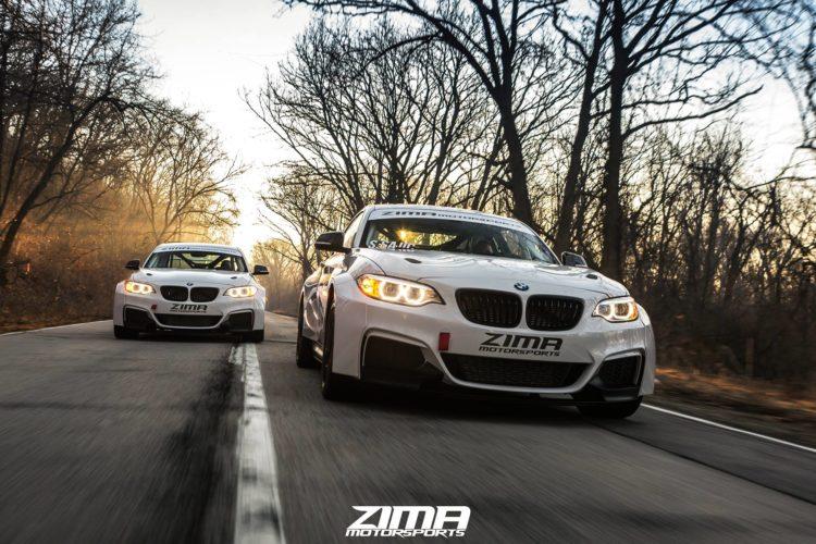 ZIMA BMW M235i racing 750x500