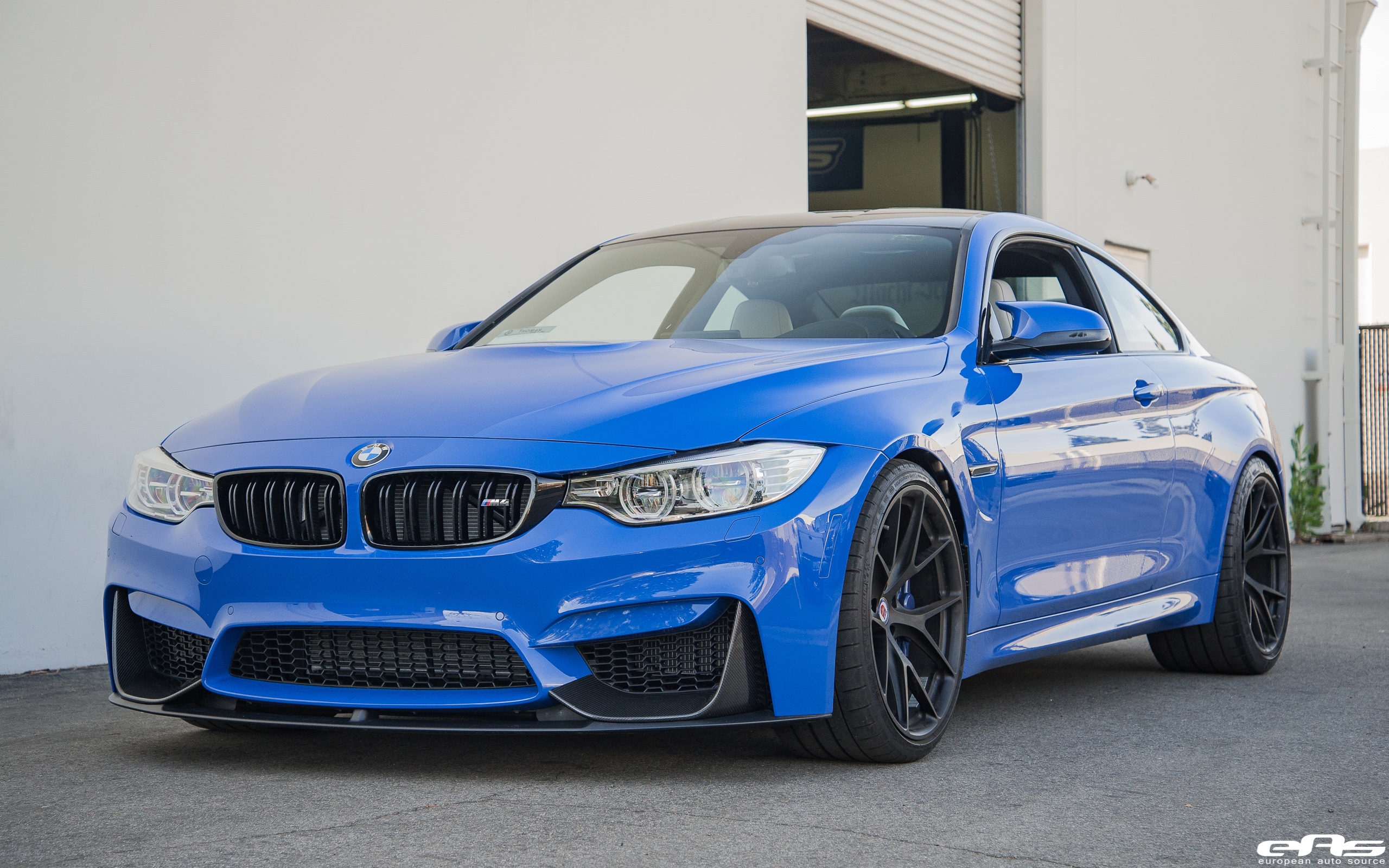 santorini blue f82 m4 with m performance parts and hre wheels. Black Bedroom Furniture Sets. Home Design Ideas