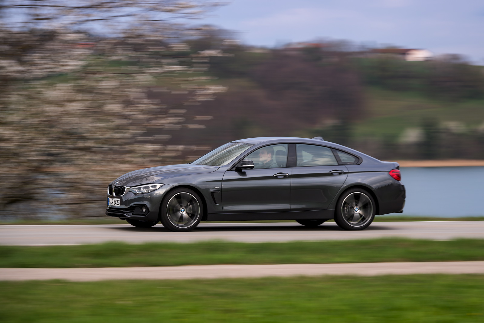 2017 BMW 4 Series Gran Coupe facelift 10