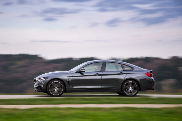 2017 BMW 4 Series Gran Coupe facelift 11 750x500