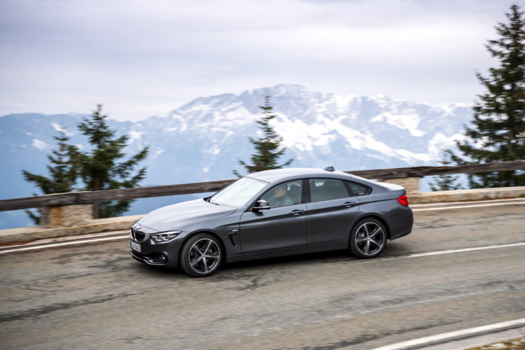 2017 BMW 4 Series Gran Coupe facelift 12 750x500