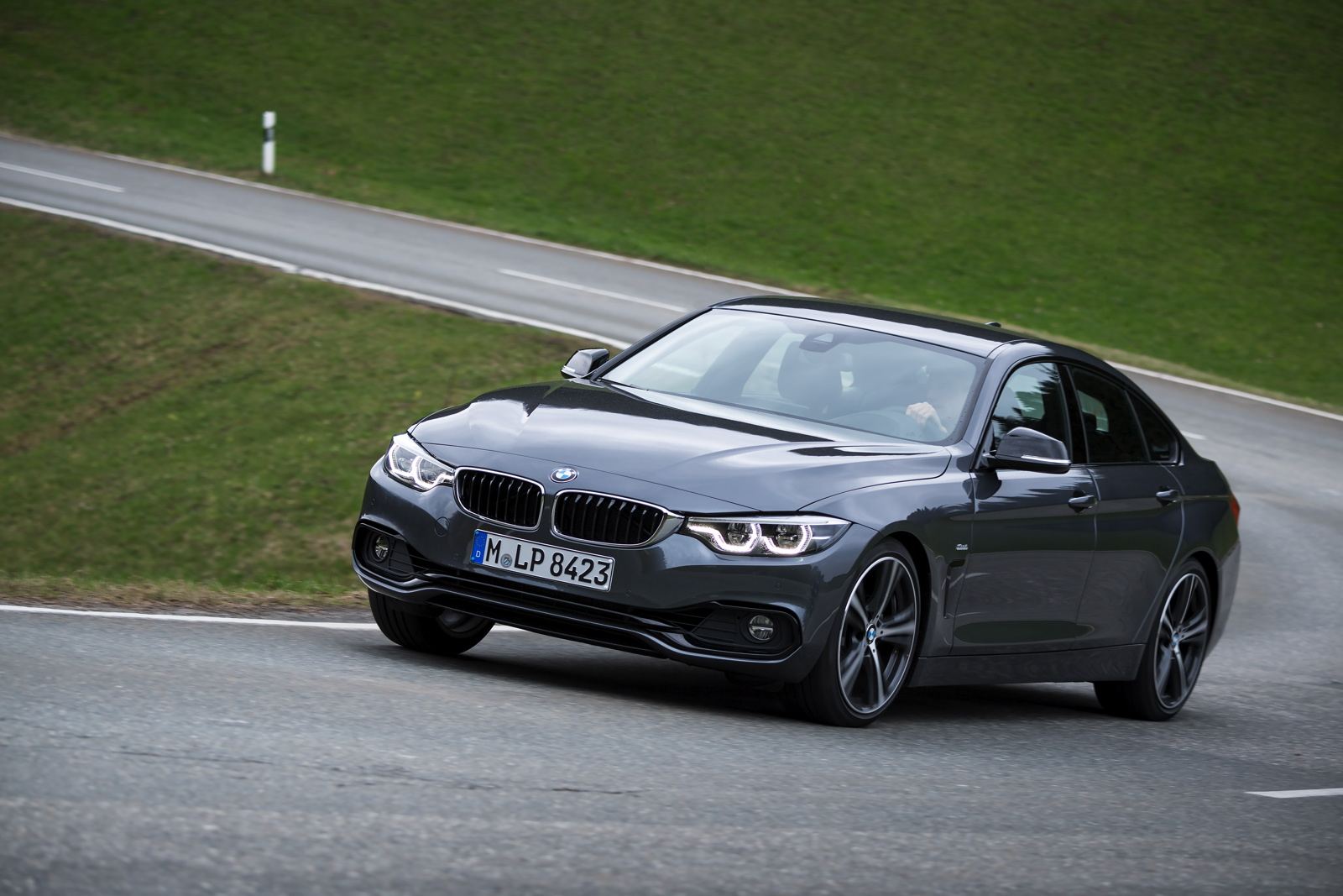 2017 BMW 4 Series Gran Coupe facelift 14