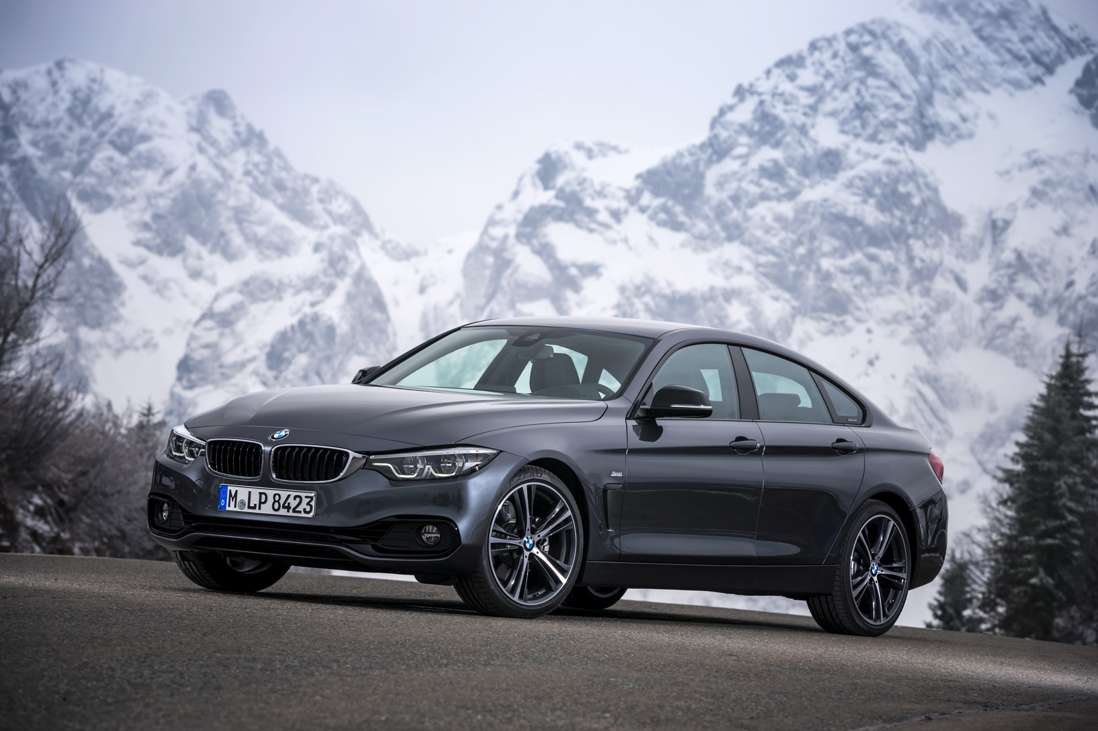 2017 BMW 4 Series Gran Coupe facelift 16