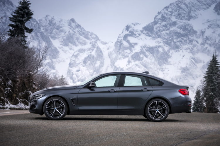 2017 BMW 4 Series Gran Coupe facelift 17 750x499