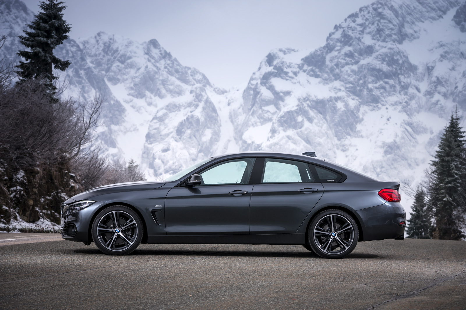 Top Gear says BMW 4 Series Gran Coupe is possibly BMW's ...