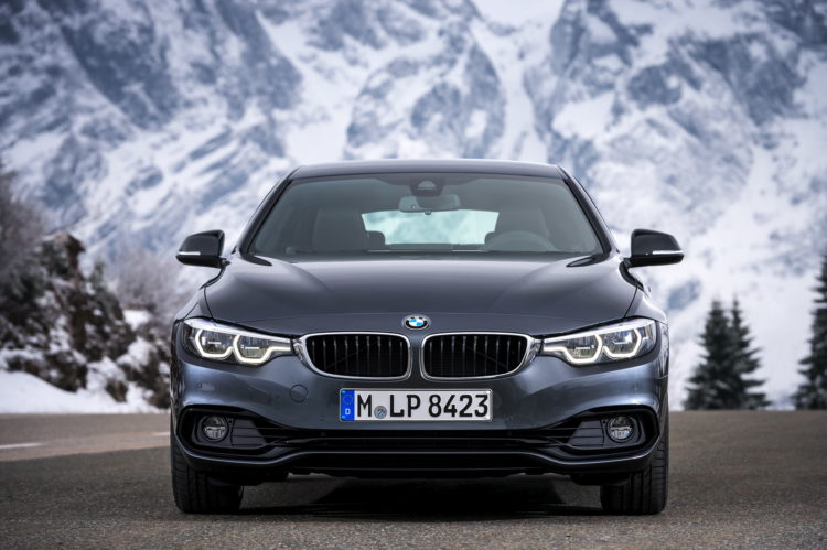 2017 BMW 4 Series Gran Coupe facelift 19 750x499