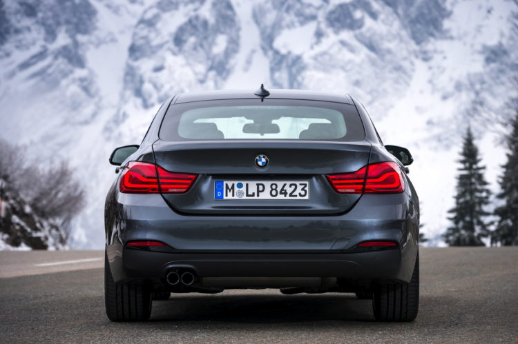 2017 BMW 4 Series Gran Coupe facelift 20 750x499