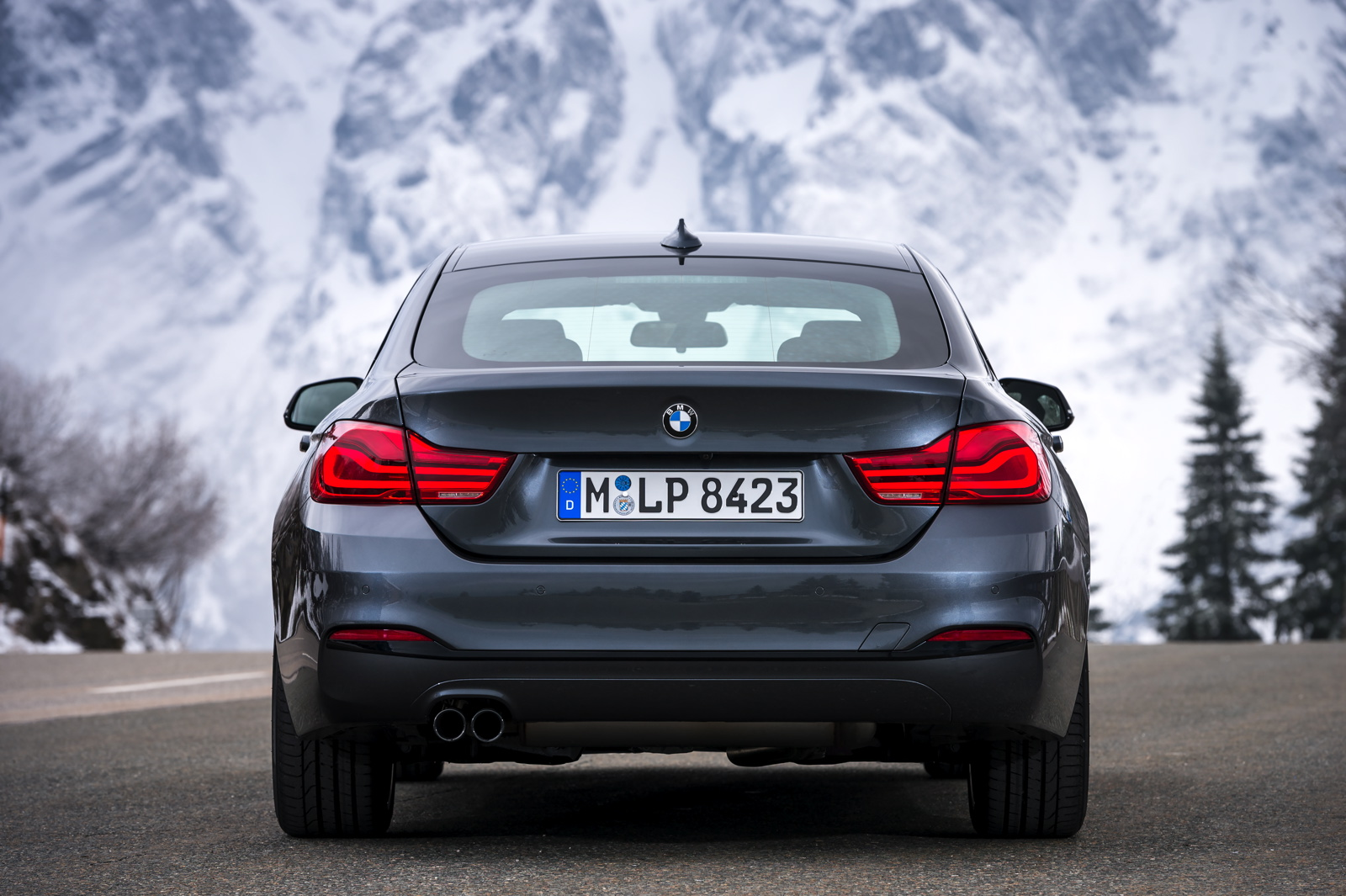 Bmw 428i Convertible 2017 >> 2017 BMW 4 Series Gran Coupe Facelift - Photo Gallery