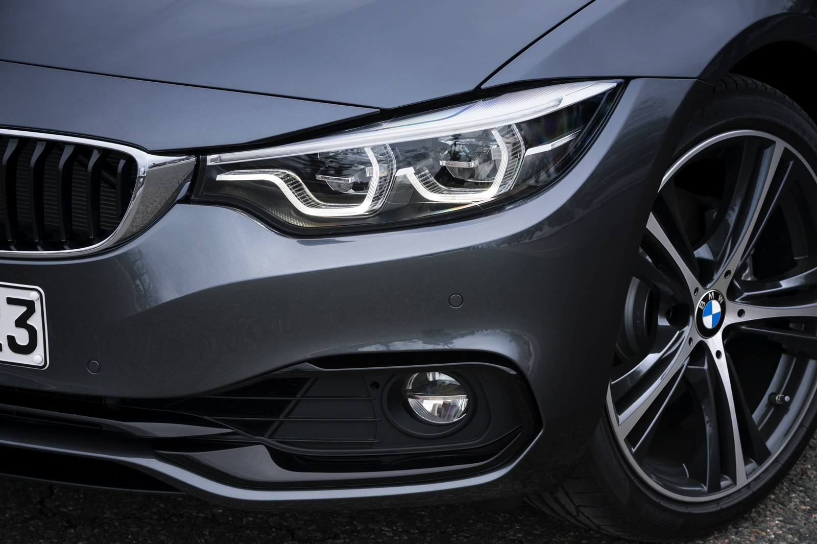 Bmw Of Newton >> 2017 BMW 4 Series Gran Coupe Facelift - Photo Gallery