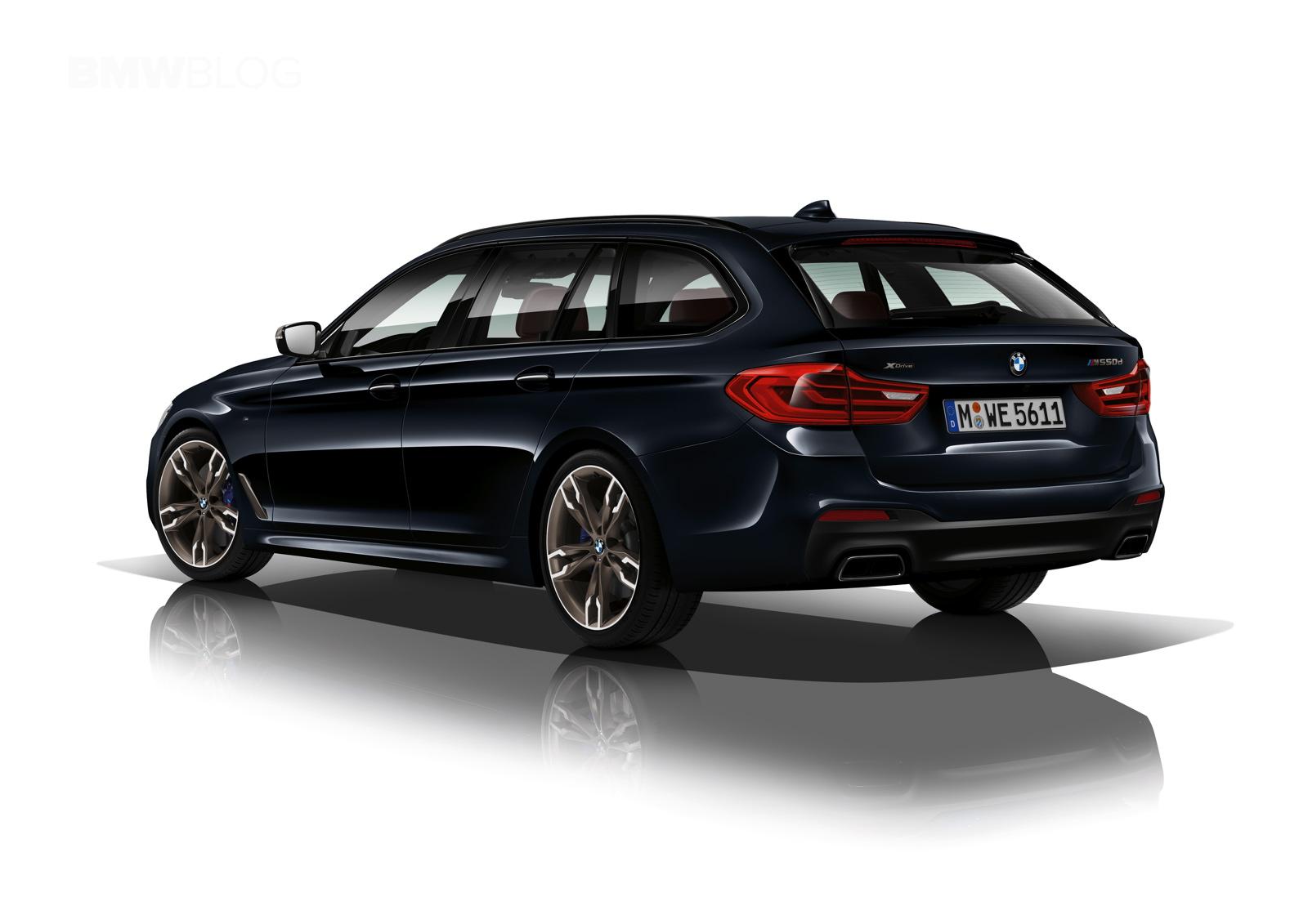 2017 BMW M550d xDrive 02