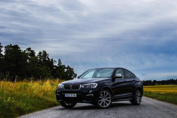 2017 BMW X4 M40i test drive 02 750x500