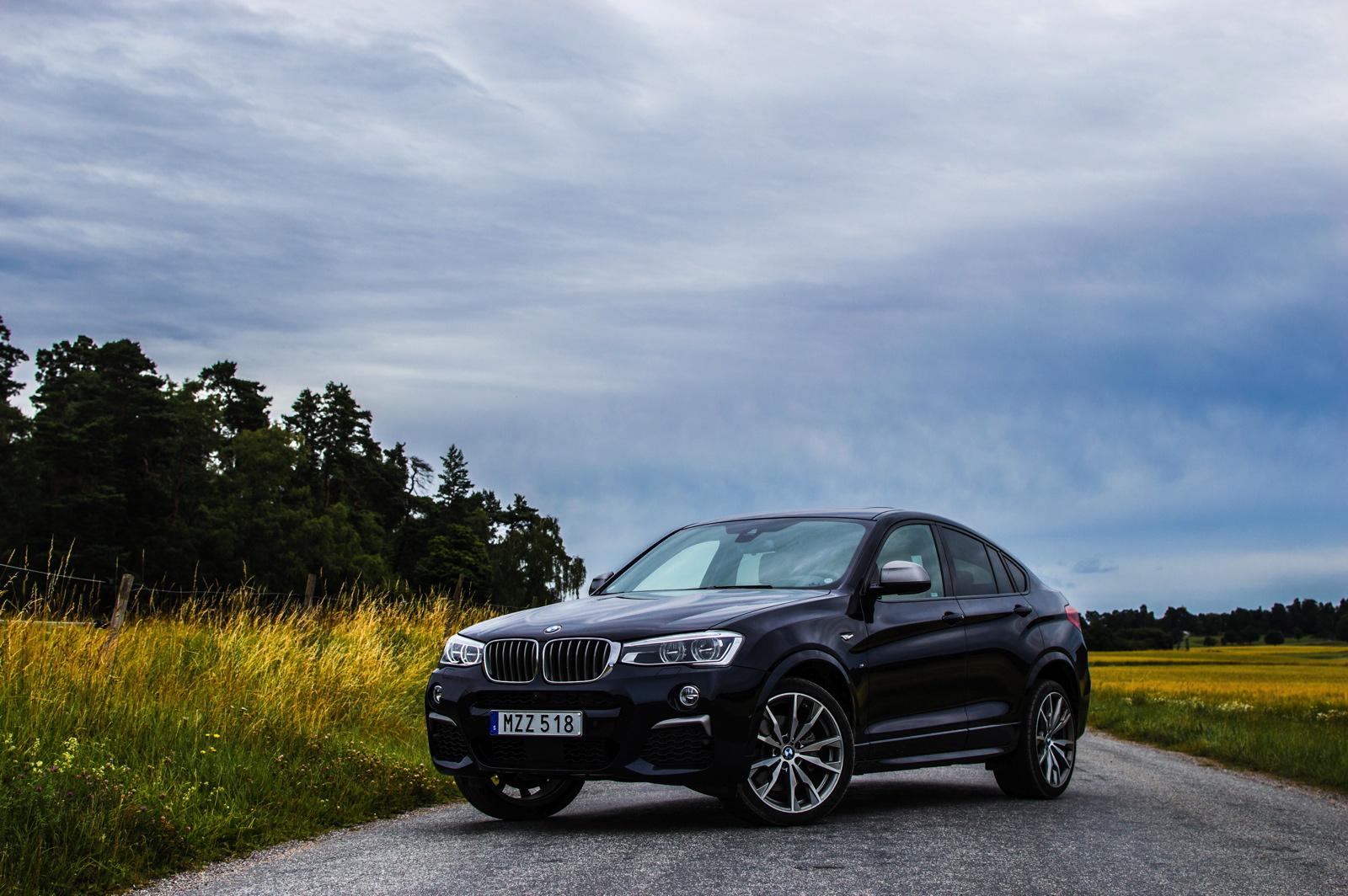 2017 BMW X4 M40i test drive 02