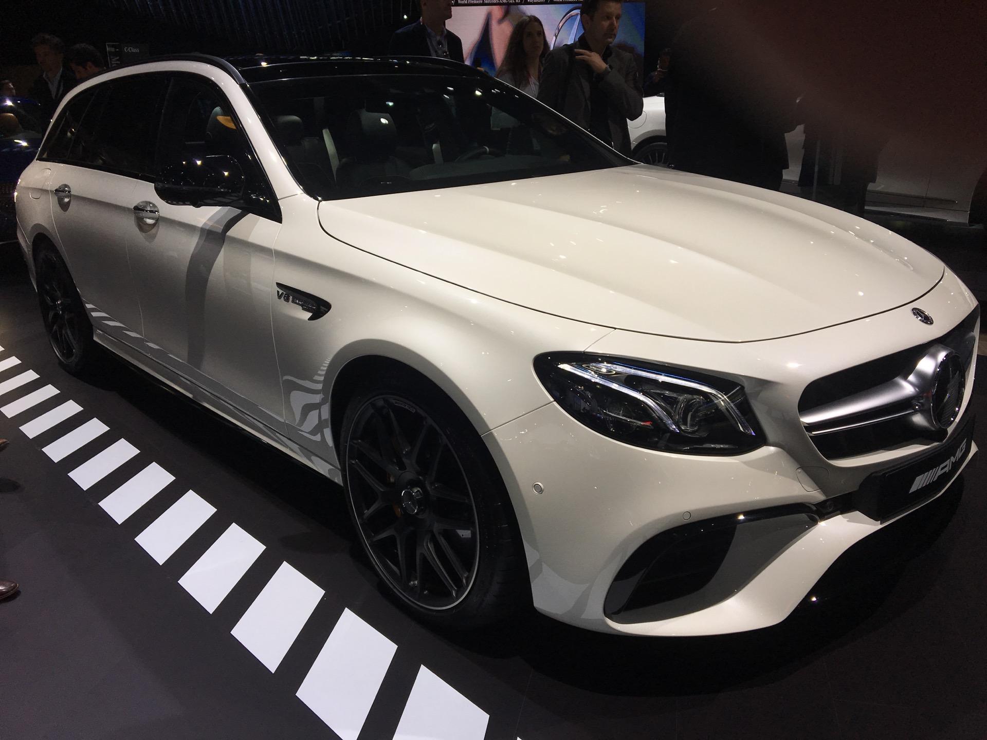 2017 Mercedes AMG E63 Estate4