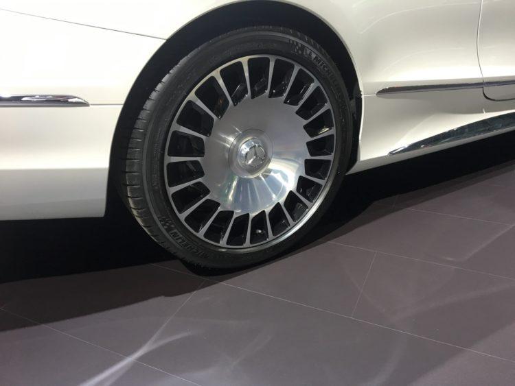 2017 Mercedes Maybach S650 Cabriolet 2 750x563