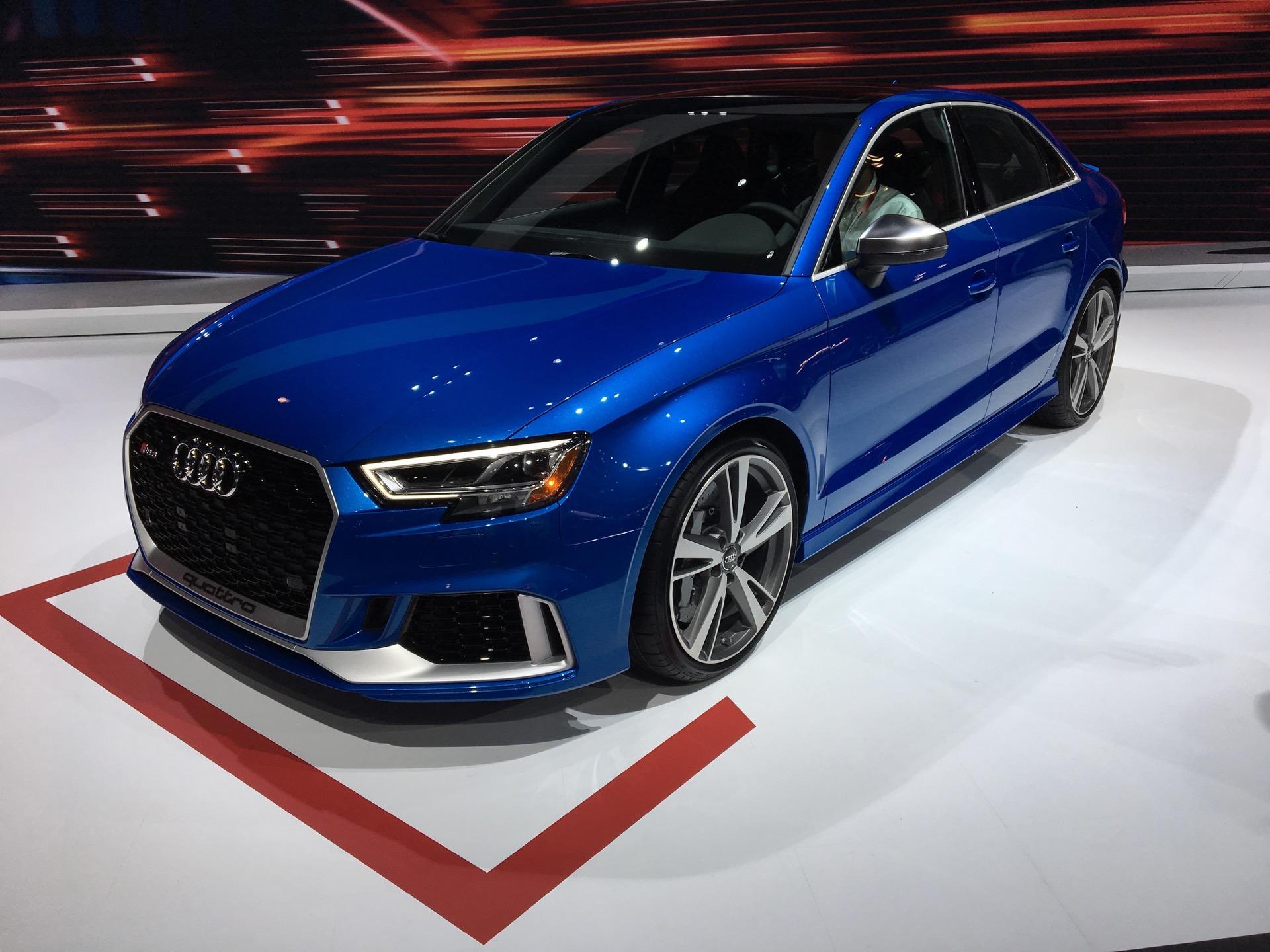 2018 Audi RS3 Sedan1